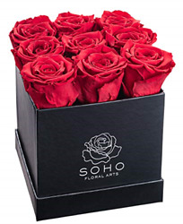 Soho Floral Arts | Real Roses That Last A Year And More | Fresh Flowers | Roses