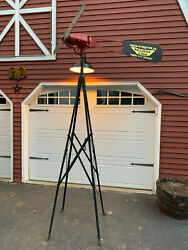 1930's Parmak Wind Generator 6-volt Complete And Working