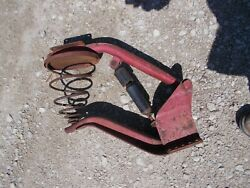 Farmall M Super M Mta H Sh Ih Tractor Easy Rider Middle Seat Assembly