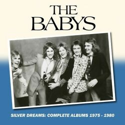 Babys The - Silver Dreams Complete Albums 1985-1990 6 Cd Clamshell Boxset Us