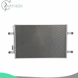New Replacement Aluminum A/c Condenser For 2010-2011 Freightliner Cascadia
