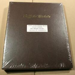 New Sealed Dansco Coin Album Book 7112 For Buffalo Nickels 5 Cents 1913 - 1938