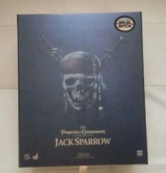 Hot Toys Jack Sparrow Fountain Of Life Dx 1/6 Pirate