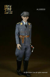 Alert Line 1/6 Al100030 Wwii Germany Fighter Ace 12inch Male Action Figure