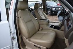 2013 Gmc Sierra Slt Tan Leather Seats And Console Front And Rear Crew Cab An3 Kb6