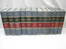 The Interpreter's Bible 1952 Volumes 1-12 Complete Collection Abingdon