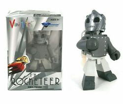 Nycc 2020 The Rocketeer Vinimates 4 Inch Vinyl Figure Limited Edition 300 Rare