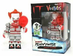 Eccc 2020 Excl. Diamond Select Vinimates Bloody Pennywise It Chapter 2 Le Of 250
