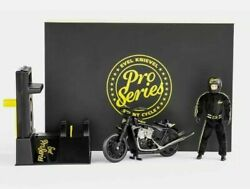 Evel Knievel Stunt Cycle Retro Pro Series Limited Edition