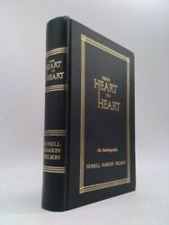 From Heart To Heart An Autobiography By Nelson Russell Marion