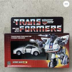 Transformers G1 Jazz Autobot Vintage Toy Very Rare Car Collection