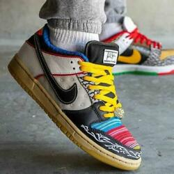 Nike Sb Dunk What The P-rod Mens Shoes Paul Rodriguez New 2021