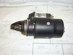 Boatersandrsquo Resale Shop Of Tx 2101 0777.01 Wilson Starter Assembly For Chevy 454
