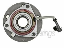 For Chevrolet Venture Impala Front Set Of 2 Wheel Bearing And Hub Assembly Bca