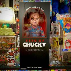 No.7431 Seed Of Chucky Life-size Doll 80cm