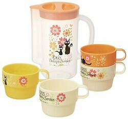 Stacking Cup 4 Piece Set With Witch Kikis Delivery Service Gerbera Ks32s Japan