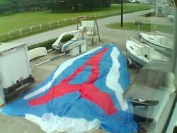 Sobstad Sails Spinnaker W 51-8 Luff From Boaters' Resale Shop Of Tx 2007 3177.94