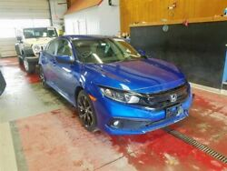 Engine 2.0l Naturally Aspirated Vin 2 6th Digit Fits 16-19 Civic 1844999