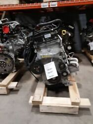 Engine 2.4l Engine Id Ede Pzev Automatic 9 Speed 4wd Fits 18 Compass 3218129