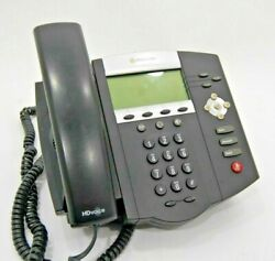 Lot Of 22 Polycom 2201-12450-001 Soundpoint Ip450 Voip Business Phone 3 Line