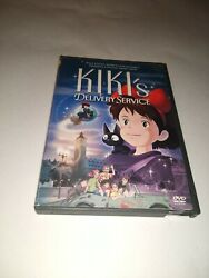Kikis Delivery Service Dvd, 2003, 2-disc Set Tested