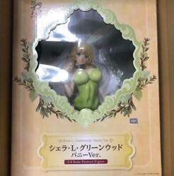 Another World Devil And Summon Girl Slave Wicca Shera Bunny Version Japan New