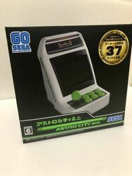 New Sega Game Console Astro City Mini 1/6 1990s Games 36 Titles From Japan