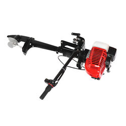 2 Stroke 3.6hp Outboard Motor Boat Engine With Air Cooling Technology 110-130v