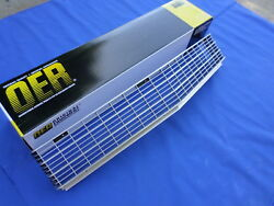 New 1969 Chevrolet Chevy Impala Belair Biscayne Upper Grill Oer Gm Licensed