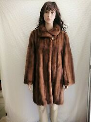 Mink Coat From Greenland - Best Quality