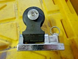 Merriman Block And Car Sailing 1 7/16 W Quick Disconnect Pulley For 1 1/4 Track