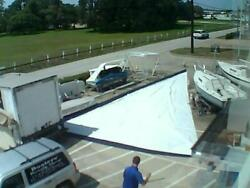 Catalina Rf Mainsail W 50-0 Luff From Boatersand039 Resale Shop Of Tx 2004 2721.92