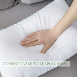 Throw Pillow Insert Hypoallergenic Premium Pillow Rectangle 12x20 Inch Only 1PC
