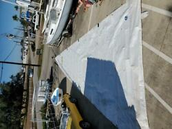 Full Batten Mainsail W 41-6 Luff From Boatersand039 Resale Shop Of Tx 2012 2755.91