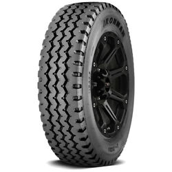 2-11r22.5 Ironman I-301 Mixed Service A/p 148/145m H/16 Ply Tires