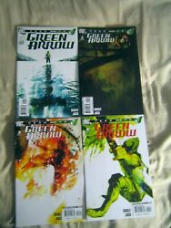 Year One Green Arrow 1-2-3-4 Complete Dc 2007 Modern Age Comic Books