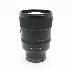 Sony Fe 135mm F/1.8 Gm Sel135f18gm For Sony E Mount 212