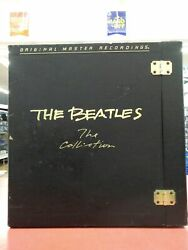 Emi Beatles The Highest Quality Record Limited Box Mfsl Collection