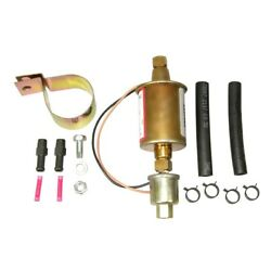 Ep42s Ac Delco Electric Fuel Pump Gas New For Vw Truck Tr4 Sedan Beetle Pickup