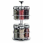 741018 Set Of Containers For Spices 13 Pcs. Nadoba Petra Series