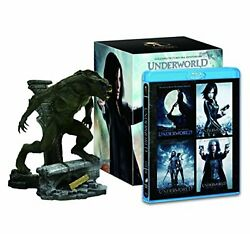 Columbia Pictures 90th Anniversary Underworld Complete Set Lycanfigure Japan