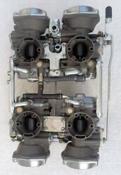 Yamaha Vmax Carbs Refurbished Carburetor Cleaned V-max With A Core For Exchange