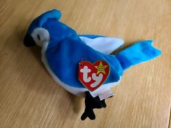 The Beanie Babys Collections 1998/1997 Rockettag Error