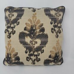 Decorative Couch Pillows 100% Waterfowl Feathers 2 Pillow Set