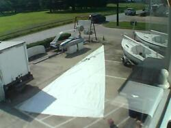 Doyle Sails Rf Mainsail W 43-0 Luff From Boaters' Resale Shop Of Tx 2008 0421.91