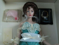 Franklin Mint 16 Josephine Memoirs Of A Gibson Girl Doll Nrfb
