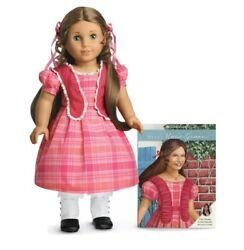 """New American Girl Doll Marie Grace 18"""" And Paperback Book Retired Mint"""