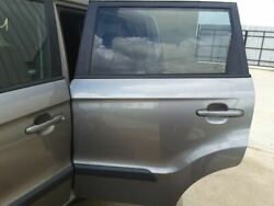 Driver Rear Side Door Electric Privacy Tint Glass Fits 10-13 Soul 194860