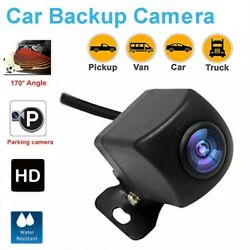 175anddegwifi Wireless Car Rear View Cam Backup Reverse Camera For Iphone Android Ios