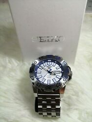 Srp481k1 Seiko Snow Mini Monster Automatic Menand039s Watch
